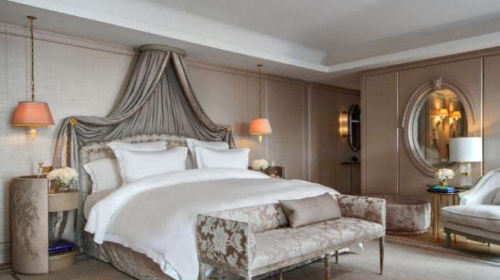 Foto L'hotel da sogno di Parigi