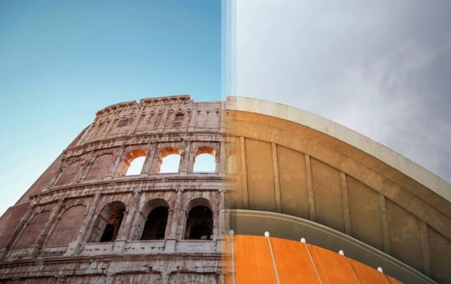 Architettura in Italia vs architettura in Germania