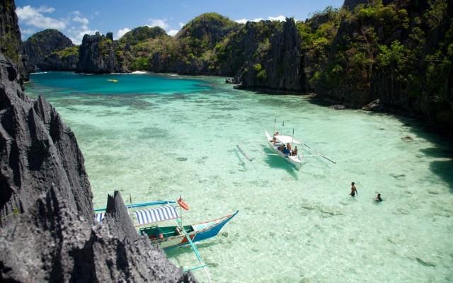 Il sito di Tubbataha Reef e il Parco Nazionale del fiume sotterraneo Puerto Princesa sono Patrimoni Unesco