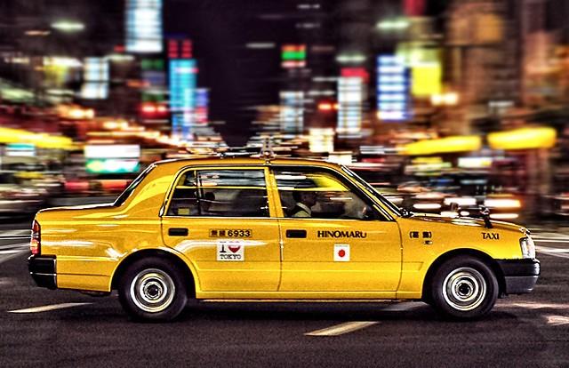 Tokyo, Giappone: 2,59 euro per km (ma una corsa in taxi dall'aeroporto al centro vi costerà l'equivalente di oltre 168 euro)