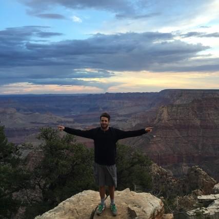 Il parco nazionale del Grand Canyon in Arizona.DiNicola Ortolani