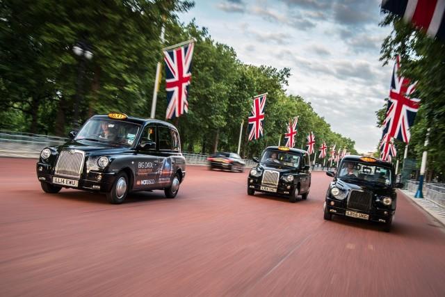 Londra, Regno Unito: 2,57 euro per km