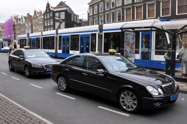 Amsterdam, Olanda: 2,10 euro per km