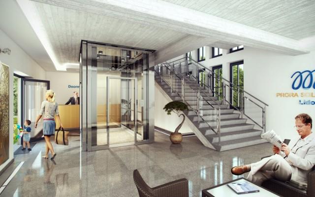 Alcuni edifici diventeranno dei resort lussuosi, altri degli appartamenti. E poi ci saranno anche un hotel, un museo e un ostello della gioventù
