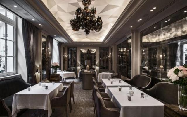 Nellabrasserie francese dello chef Justin Schmitt