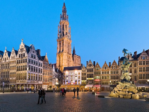 Anversa, Belgio: 2 euro per km