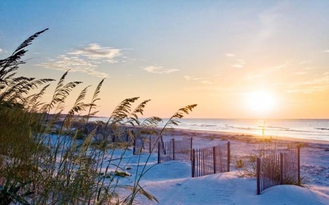 Seconda posizione: Hilton Head Island, nella Carolina del Sud. Dall'Italia ci vogliono 14 ore di volo per raggiungerla. Ma, una volta arrivati, non vi deluderà