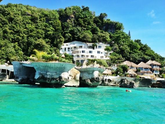 Medaglia di bronzo: Isola di Boracay, nelle Filippine. Si trova all'estremità settentrionale dell'isola di Panay. Si affaccia sul Mar di Sibuyan e sul Mare di Sulu