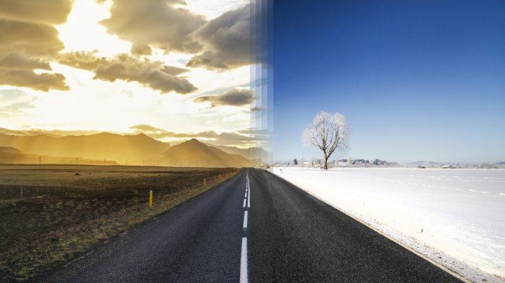 Foto Foto-illusioni: così distanti, ma così simili