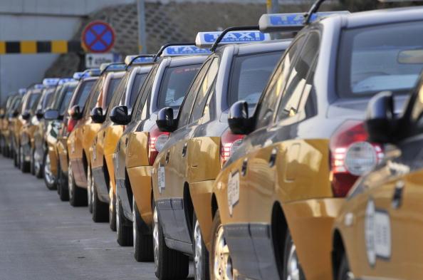 Pechino, Cina: 0,30 euro per km