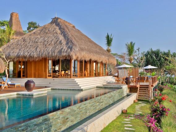 Ogni villa costa dai 900 euro a notte
