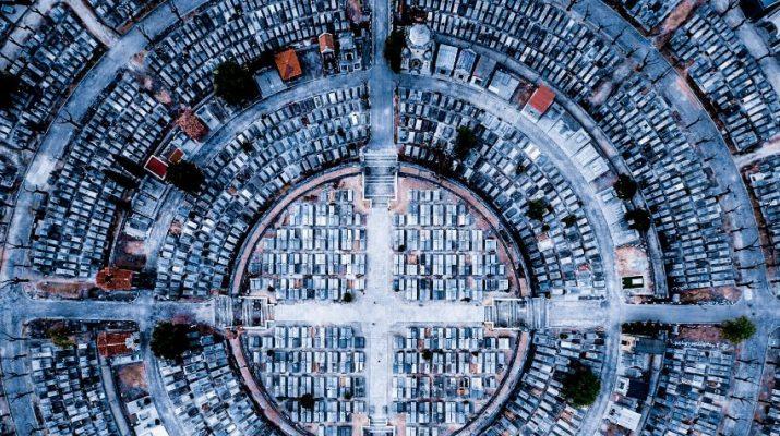 Foto Le più belle foto scattatate con i droni del 2017