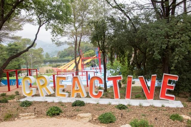 Si chiama Creactive il nuovo spazio di duemila metri quadrati, consacrato alle attività circensi