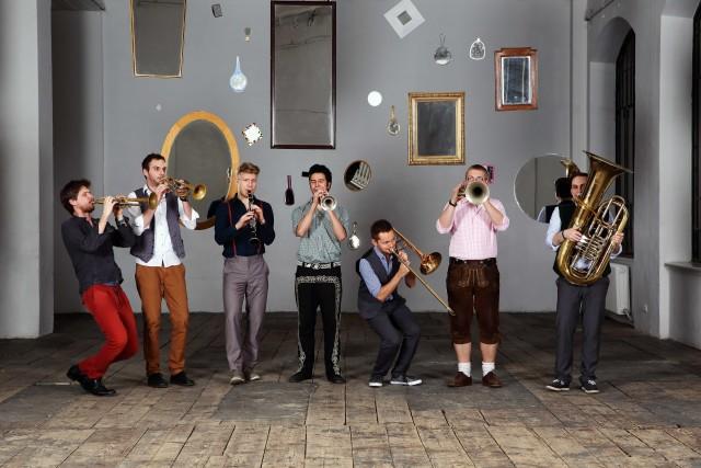 Imperdibile l'appuntamentodel 29 agosto con gli ottoni dei Federspiel, una brass band formatasi al Conservatorio di Vienna.