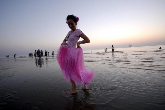 """Concerti previsti anche all'alba dell'8 luglio. Sulla spiaggia di Riminiterme, alle 05.00, c'èil concertodi Flavio Boltro e Danilo Reacon il loro progetto musicale """"Opera"""""""