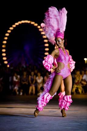 Ritmi latini fanno ballareCattolica, grazie allospettacolo Ipanema Show Do Brasil.