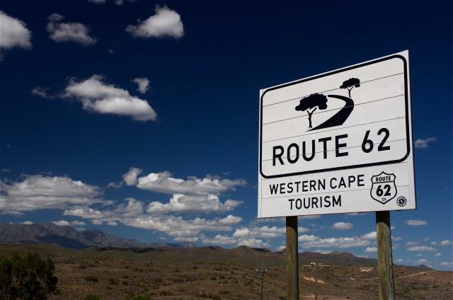 Sudafrica on the road, lungo la spettacolareScenic Route 62.