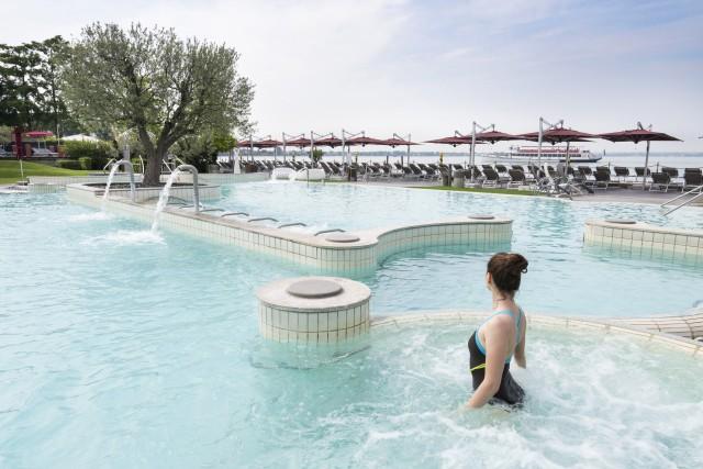 Tra i centri termali più famosi d'Europa c'è Sirmione, sul Lago di Garda
