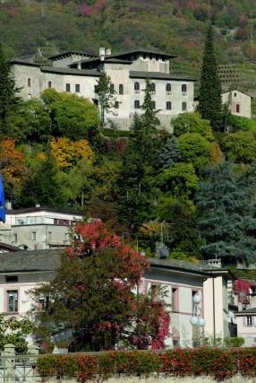 Castello Masegra si trova a Sondrio ed è l'unico dei tre castelli cittadini ad essere sopravvissuto allo smantellamento delle fortificazioni valtellinesi