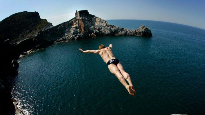 Foto Cliff Diving: le scogliere più spettacolari