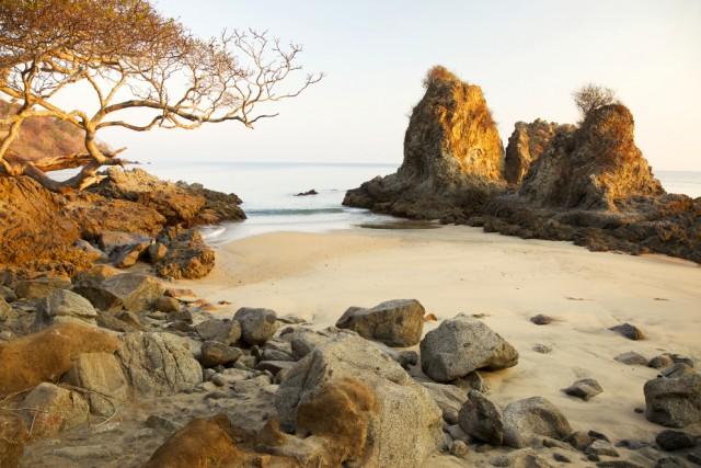 """Sayulita, Messico """"La sorella minore ma più misteriosa di Tulum"""": così Laura Austin descrive la spiaggia di Sayulita, in Messico."""