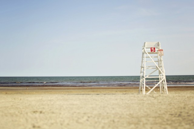 """Ocean House Beach, Rhode Island Perfetta per una gita fuori porta quando ci si trova a Manhattan, questa è la spiaggia preferita da Andrea Pion del blog """"A slice of Pi""""."""