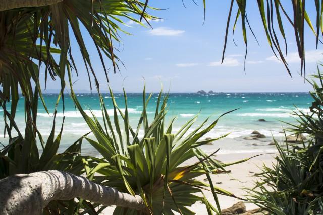 Byron Bay, Australia Ancora una meta per surfisti, ma anche una spiaggia piena di vita sin dalle prime ore del mattino, quando i joggers vengono a fare una corsetta, magari accompagnati dai loro cani: a suggerire questa meta australiana è Krystal Bick.