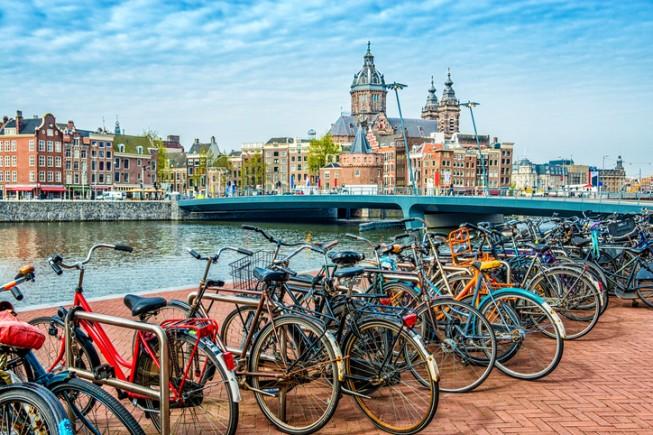 Vacanze In Bicicletta Quattro Percorsi In Olanda