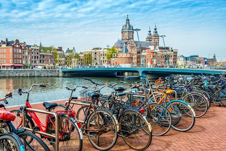 Vacanze in bicicletta: quattro percorsi in Olanda