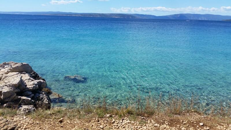 Krk: mare e natura in Croazia