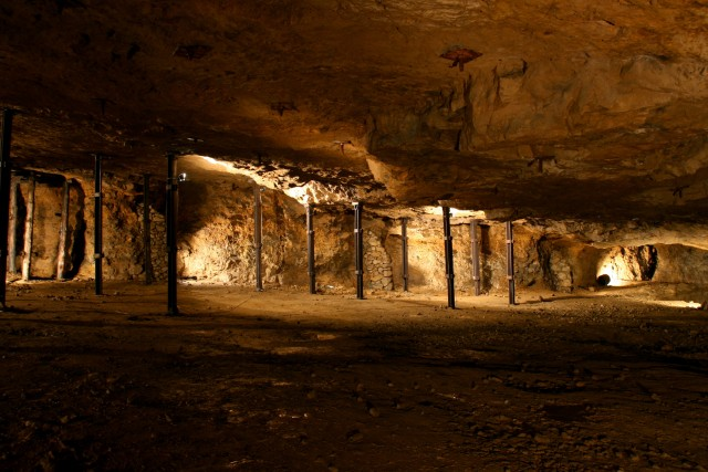 Miniera di Tarnowskie Góry, PoloniaNella parte superiore della Slesia, o Silesia, a sud della Polonia, si trova una delle principali miniere di piombo e zinco dell'area centrale dell'Europa, un sito che oggi include una intera miniera sotterranea con gallerie, pozzi, cunicoli e sistemi idrici, compreso un sistema di pompaggio dell'acqua risalente al Diciannovesimo secolo.