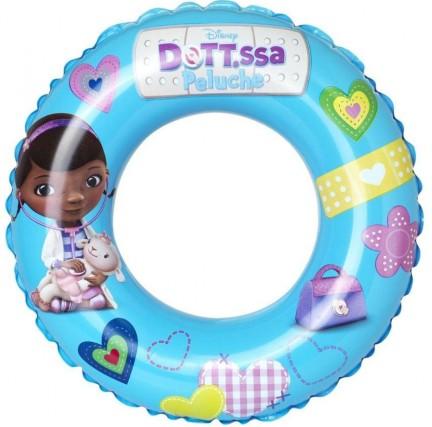 Se al mare i bimbi non sanno nuotare nessun problema: c'è il salvagente della Dottoressa Peluche
