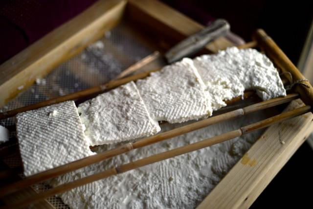 Tra le specialità dell'Azienda Agricola La Magnolia,la tipica formaggetta e lo zuncò.