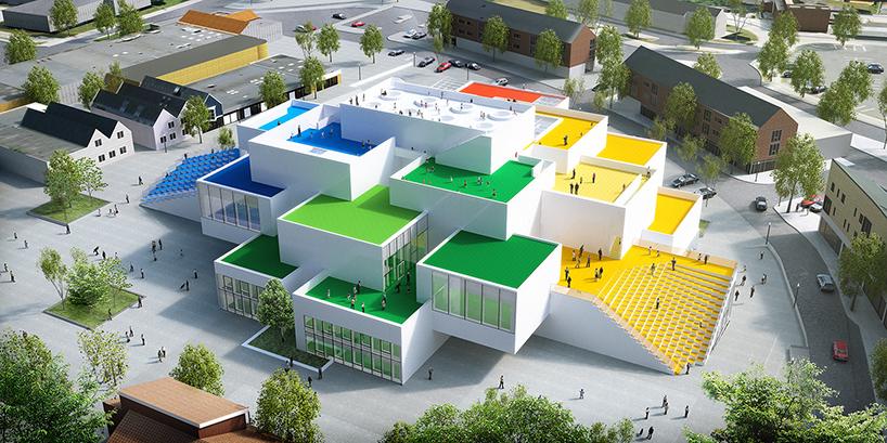 Danimarca: apre la Lego House, la casa dei mattoncini