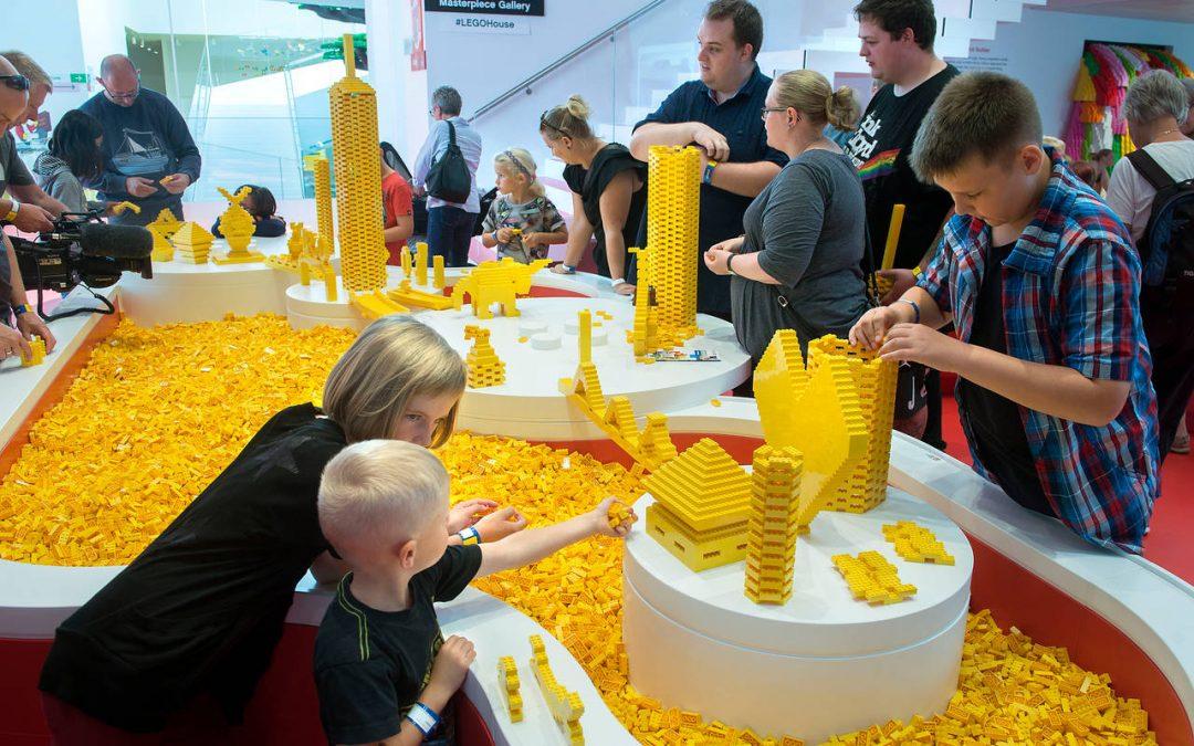 """Lego-mania: la """"Casa dei mattoncini"""" di Billund"""