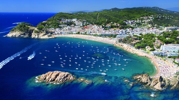 Costa Brava: spiagge ed eventi. L'ultimo morso di estate