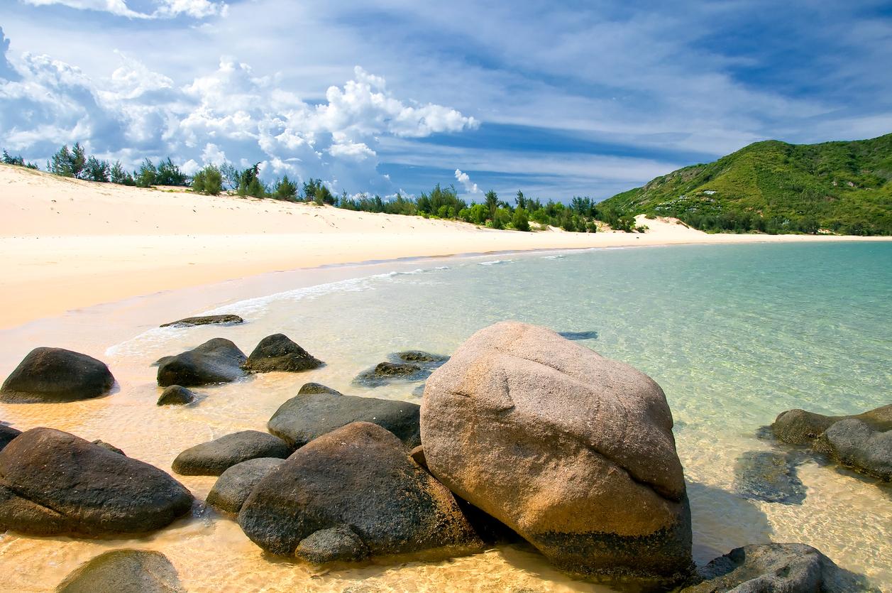 Le 20 spiagge più belle dell'Asia