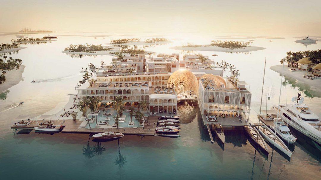 Nascerà a Dubai la Venezia d'Oriente?