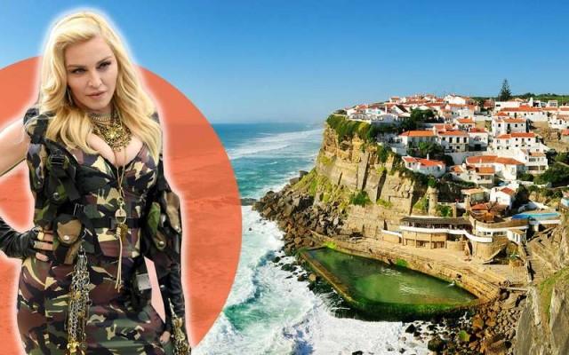 Madonna va a vivere a Sintra, vicino a Lisbona