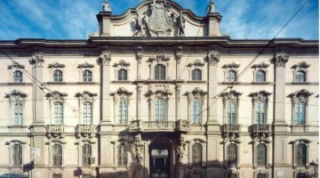 Palazzo Litta-Facciata-Foto Gabriele Basilico