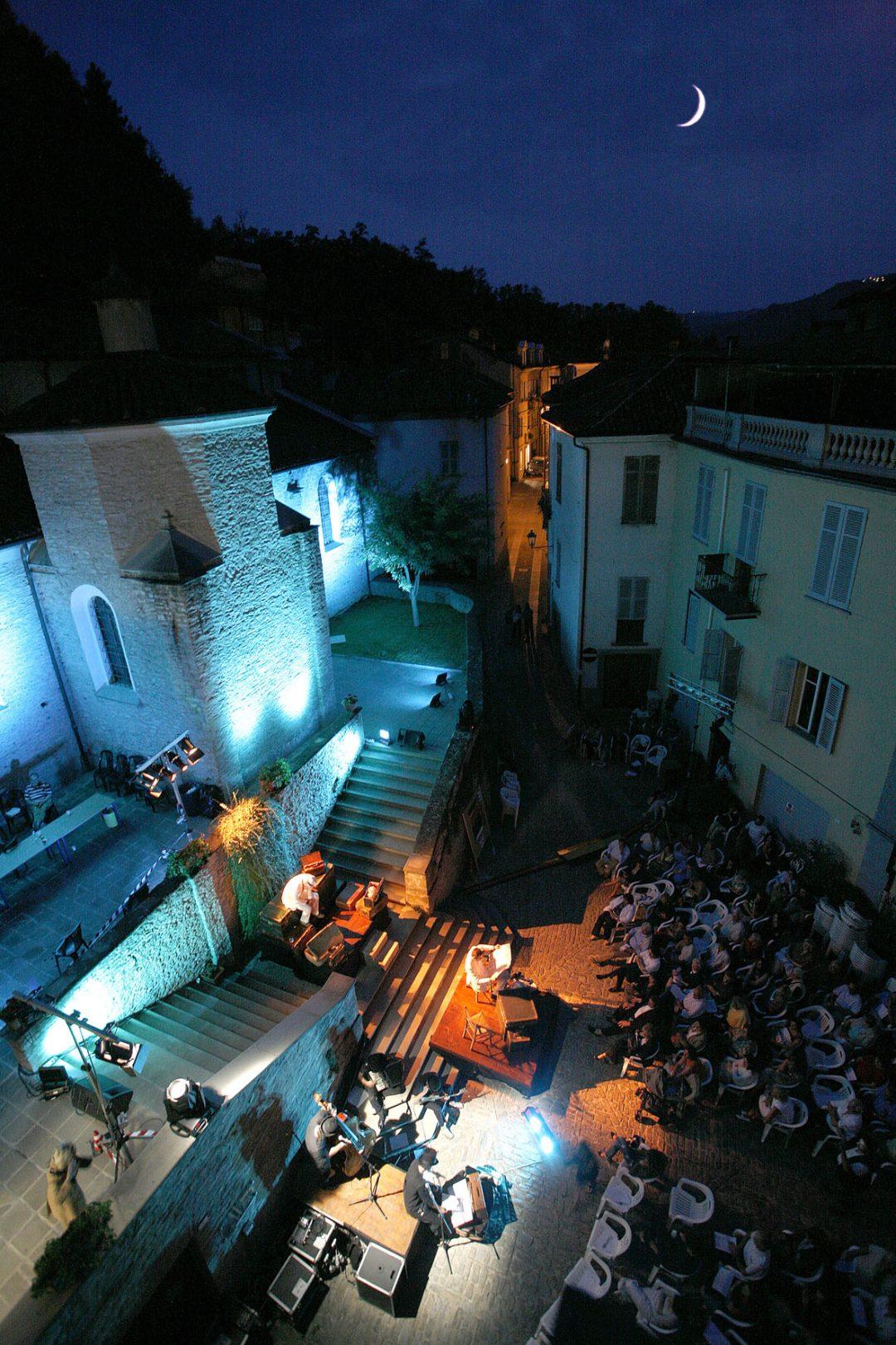 Nelle Langhe, per il Pavese Festival