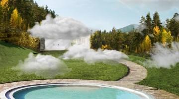 QC Terme Dolomiti – Nuvola del Benessere