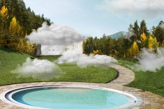QC Terme Dolomiti - Nuvola del Benessere