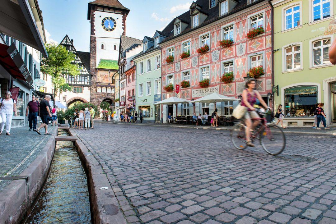 Friburgo: quartieri smart e alveari urbani