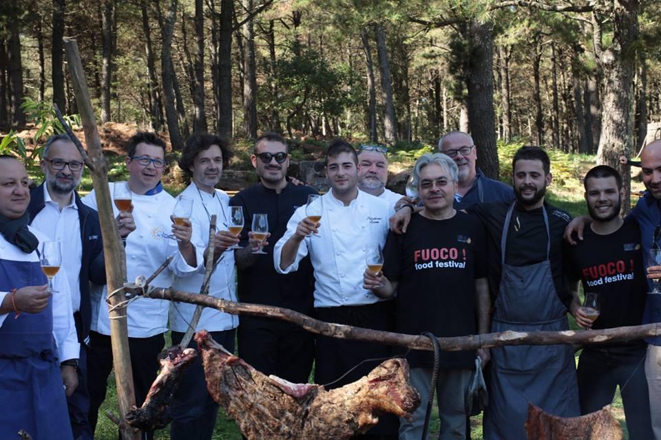 Le eccellenze dei Monti Iblei al festival Fuoco!