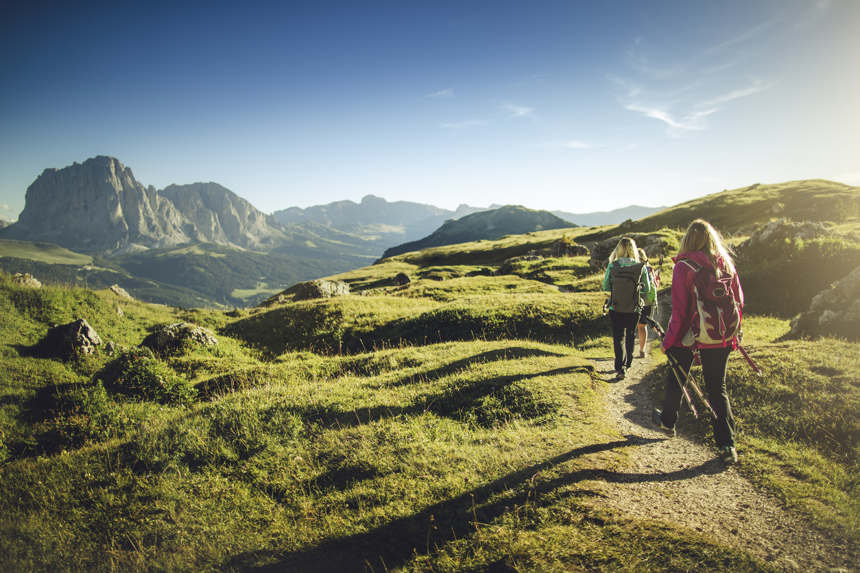 Giornata nazionale del camminare: 25 itinerari di trekking in Italia