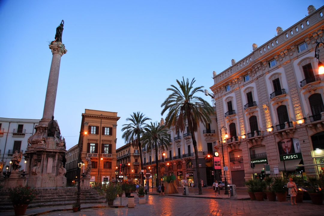 Weekend d'autunno a Palermo