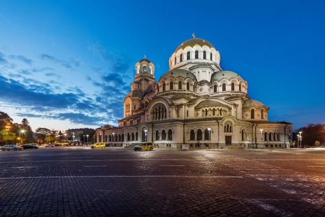 La chiesa simbolo di Sofia, la cattedrale-monumento di Aleksandr Nevskij.
