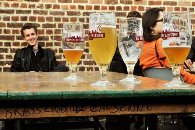 Weekend a Bruxelles