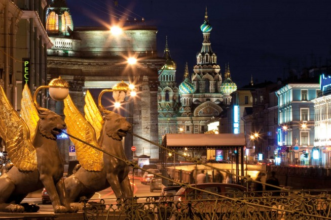 ph: Visit Petersburg